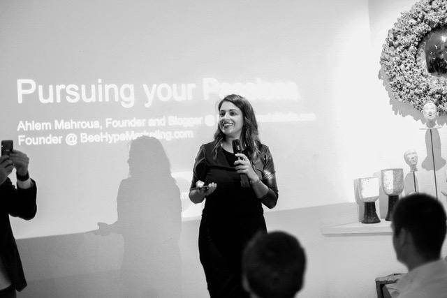 Ahlem : Elle a quitté Google pour devenir freelance en communication digitale (bHype)