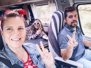 Sophie : Digital nomad, en famille et en camion !