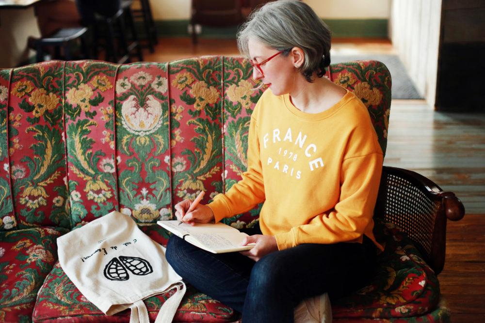 Estelle : Auteure food et «Chocolate Sommelier»