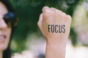 Trouve une solution et arrête de regarder le problème !