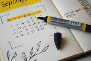 Comment j'organise mon bullet journal d'entrepreneur ?