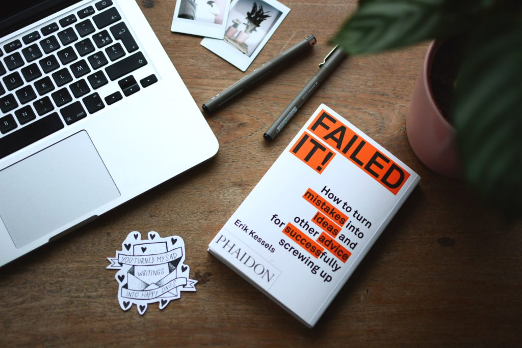 erreurs entrepreneurs