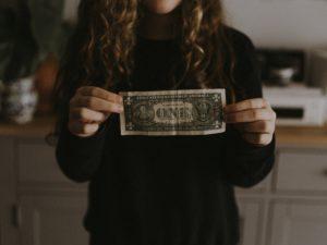 J'ai peur de manquer d'argent