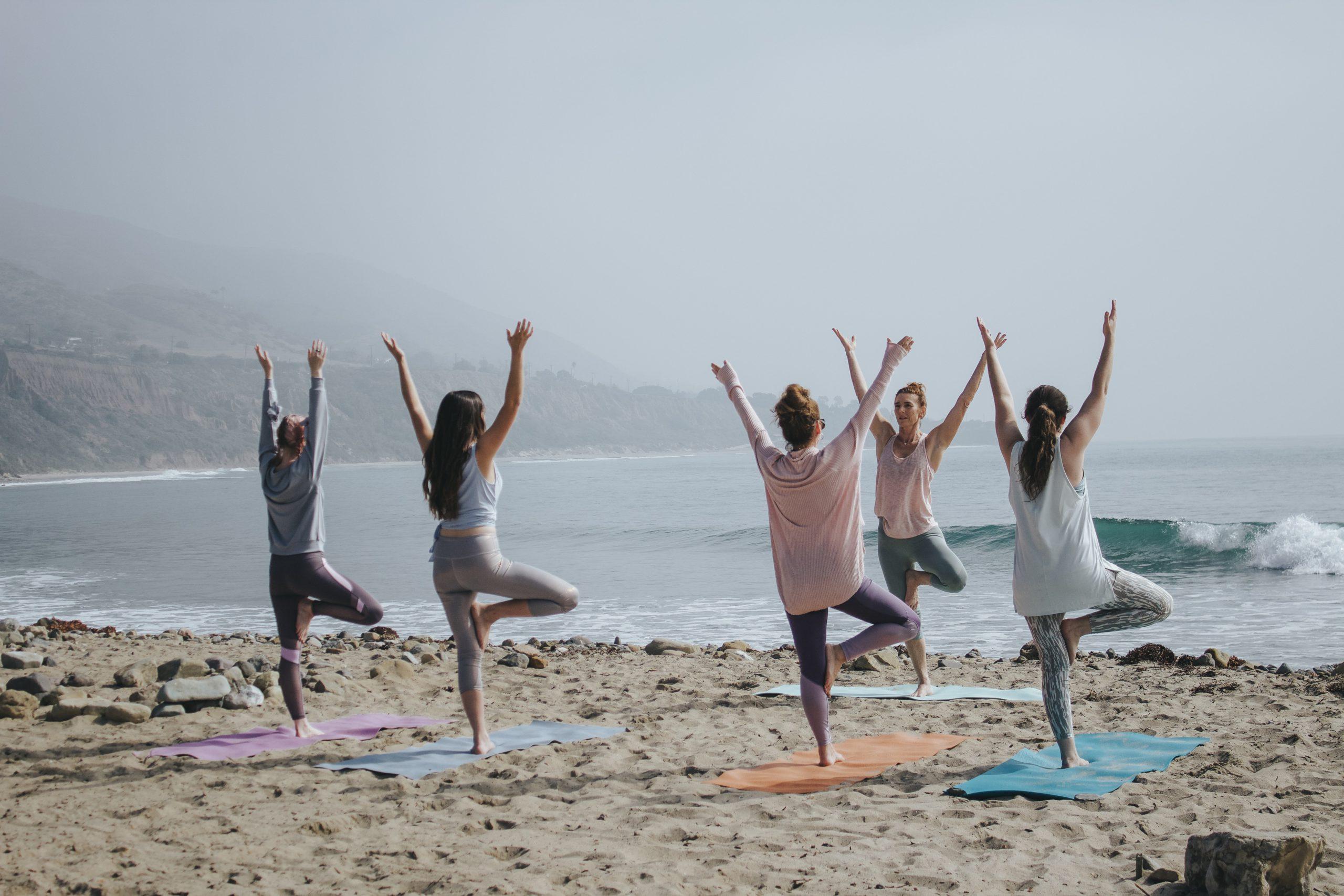 Te mettre au yoga en 6 étapes