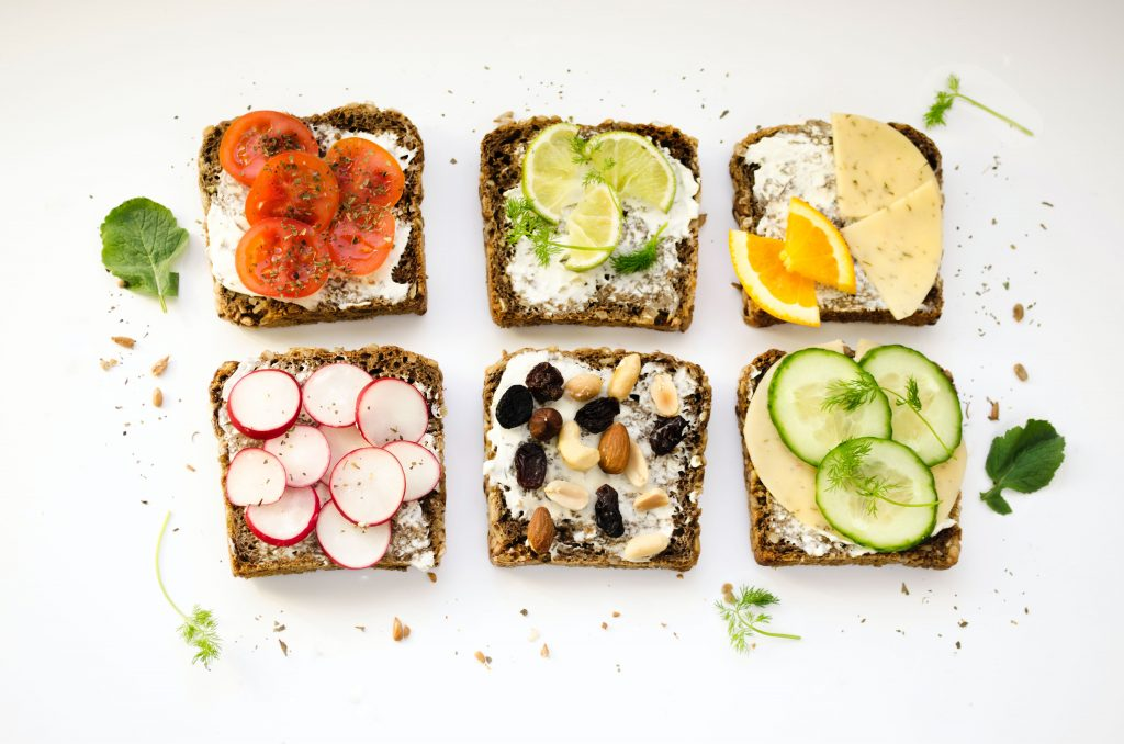nutrition anti-stress